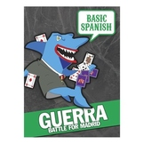 SquidForBrains Guerra: Madrid Basic Spanish vocabulary lea