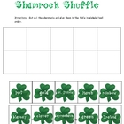 St. Patrick's Day Activities:  ABC order and Common and Pr