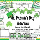 St. Patrick's Day Activity Pack (Common Core Aligned)