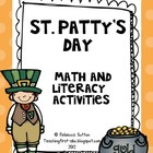 St. Patrick's Day Centers for Math and Language Arts