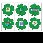 St Patrick's Day Clover Rhyming Center