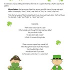 St. Patrick's Day Common Core Fun Activities