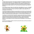St. Patrick's Day Comprehension Activity