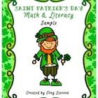 St. Patrick's Day - Freebie