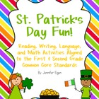 St. Patrick's Day Fun!: Activities Aligned to the Common Core