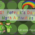 St. Patrick's Day Fun: Math Centers