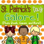 St. Patrick's Day Galore: Photo Booth, Games, and More!