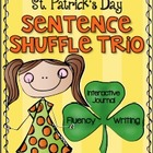 St. Patrick's Day - Interactive Journal, Mini Book, Fluenc