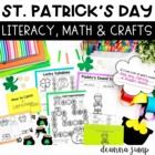 St. Patrick's Day Math and Literacy Fun!