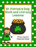 St. Patrick's Day - Math and Literacy Lessons