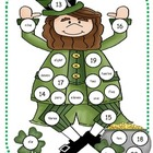 St. Patrick's Day Number  Word Mat 0-12
