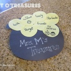 St. Patrick's Day Pot O' Treasures Outline
