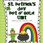 St. Patrick's Day Pot o' Gold Unit