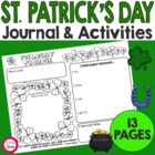 St. Patrick's Day Think Book