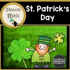 St. Patrick's Day Unit: Thematic Common Core Curricular Es