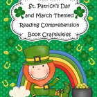 St. Patrick's Day and March Themed Reading Comprehension C