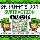 St. Patty's Day 2-Digit Subtraction Bump