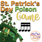 St. Patty's Day Leprechaun Poison Rhythm Game: tika-tika