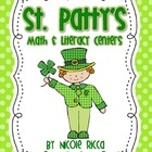 St. Patty's Math & Literacy Pack