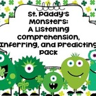 St. Paddy's Monsters: A Listening Comprehension, Inferring