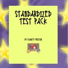 Standardized Test Pack