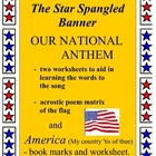 Star Spangled Banner & America: Learning the Words to Patr