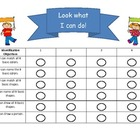 Star Student Data for basic objectives and daily entry