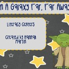 Star Wars Themed Literacy Centers