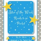 Star of the Week Ready to Go Packet