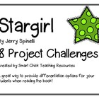 """Stargirl"", by J. Spinelli, Project Challenges to go with"