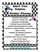Start Your Engines Number Fluency Kit with Bulletin Board