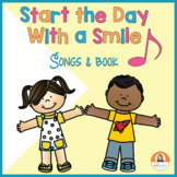 Beginning of the Year Songs: Start the Day With a Smile CD