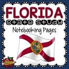 State Study - Florida State Study Notebooking Pages