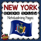 State Study - New York State Study Notebooking Pages