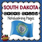 State Study - South Dakota Island State Study Notebooking Pages