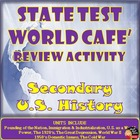 State Test Review (U.S. History) World Café Activity