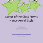 Status of the Class Tomorrow - Nancy Atwell Style