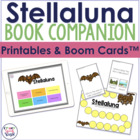 Stellaluna Book Companion for Speech & Language Therapy!