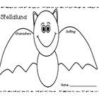 Stellaluna Comprehension Freebie!!  {Character, Setting, P