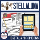 Stellaluna Guided Reading Unit Janell Cannon Bats