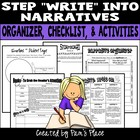 "Step ""Write"" Into Narrative Writing with Common Core Connection"