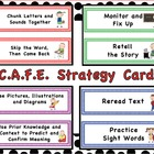 Stick Kid Reading Strategy Cards