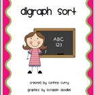 Stick Kids Digraph Sort