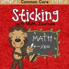Sticking With Math Journals - Grade 2 -Term 3