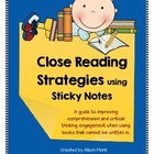 Sticky Note Reading - What to Do With All Those Pieces of Paper!