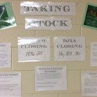 Stock Market Bulletin Board