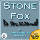 Stone Fox Novel Unit CD ~ Common Core Standards Aligned!