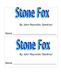 Stone Fox Packet