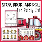 Stop, Drop and Roll {A Unit on Fire Safety}