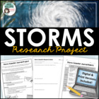 Weather Unit Activity - Storm Chaser Journal